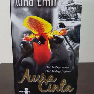 BN Malay Novel ( Aura Cinta)