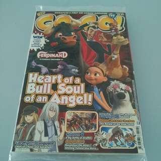 BNIP Coco! Singapore's First Kid Comic Manga Magazine