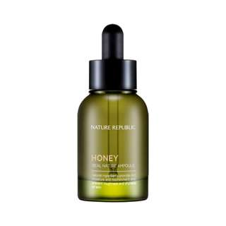 Real Nature Ampoule - Rose/Olive/Lotus/Honey