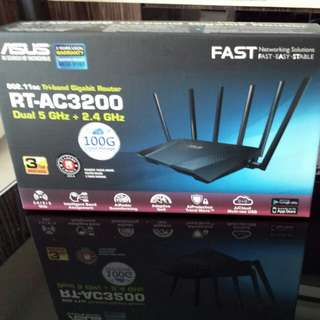 Asus RT-AC3200 Router for Sales