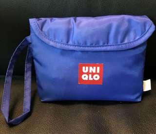 Uniqlo 環保袋 雜誌贈品