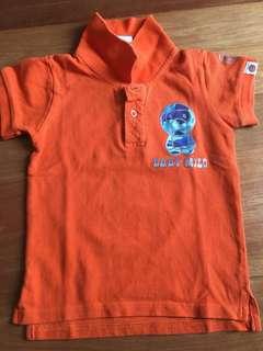 Baby Milo polo shirt