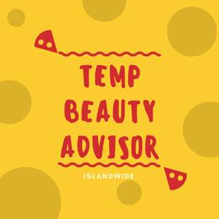 TEMP BEAUTY ADVISOR