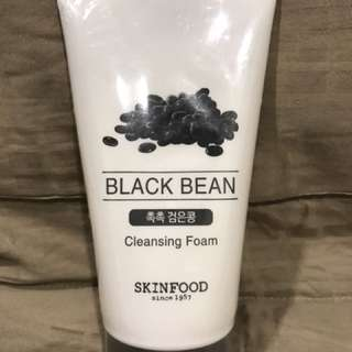 Skinfood Blackbean Cleansing Foam