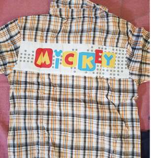 Mickey Mouse Polo for boys (1-2yrs.old)