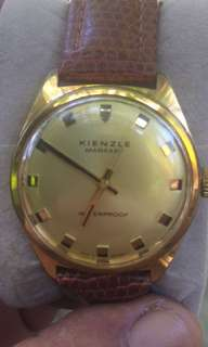Vintage..Kienzle Markant..german manual winding..