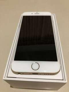 iPhone 6 128 GB GOLD