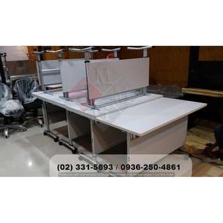 ** foldable table-with wheels*office partition.furniture