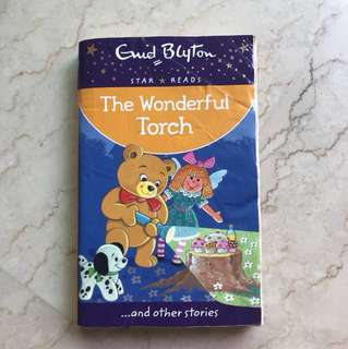 Enid Blyton (The Wonderful Torch)
