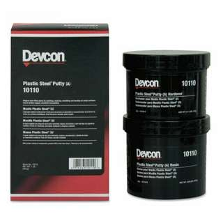Devcon Plastic Steel Putty (A) 10110 1LBS