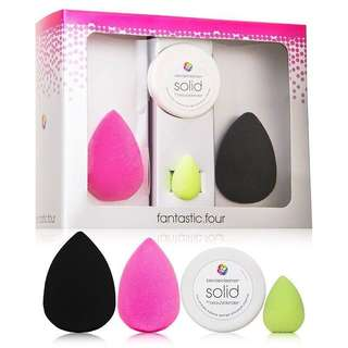 Beauty Blender Set