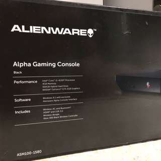 Alienware Alpha Gaming PC