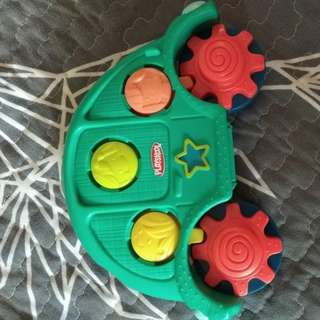 Playskool car gear