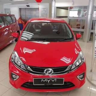 Perodua new myvi