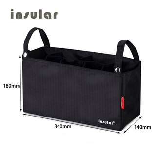BN INSULAR stroller bags/organiser/accesorries