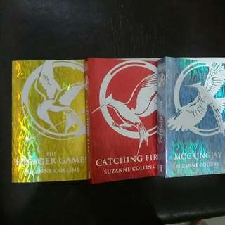 The Hunger Games Book Set English Edition