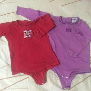 2pc babysuit