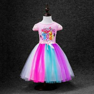 My Little Pony Dress/frozen dress