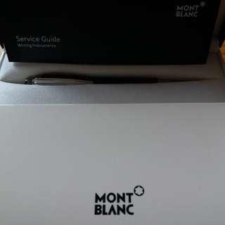 Mont Blanc StarWalker Urban Spirit Fineliner