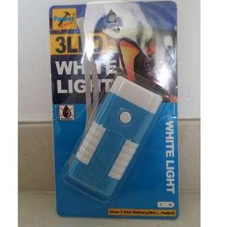 3 led White Light