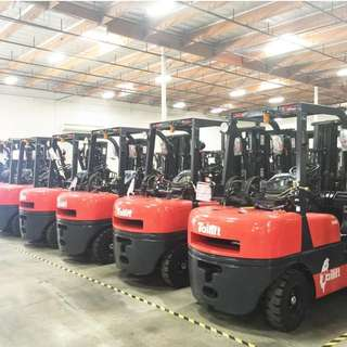 Tailift forklift Philippines