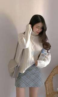 BN korean style knitted pullover