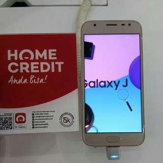 Dijual Samsung J3 PRO Pakai Home Credit Proses Cepat