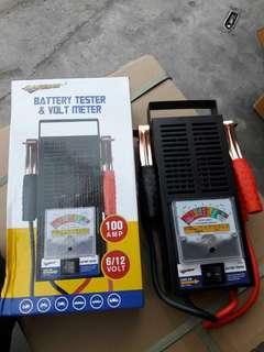 Battery Meter Tester