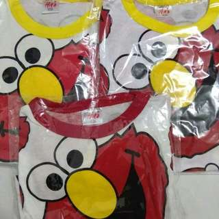 Elmo pyjamas set (defect brand new)