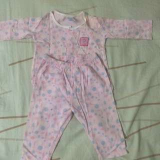 2 pc sleepsuit