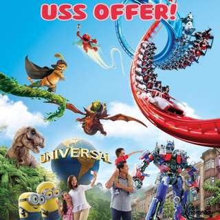 USS ADMISSION ETICKET