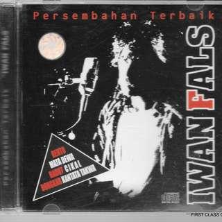 MY PRELOVED CD - IWAN FALS - PERSEMBAHAN TERBAIK - INDONESIAN FREE DELIVERY (F3G))