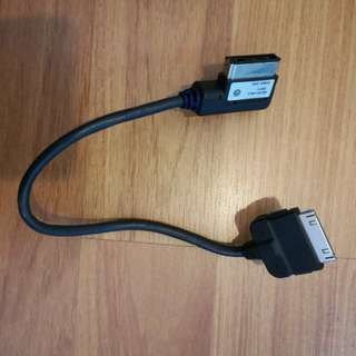 VW MDI to iPod cable (used)