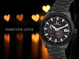 L'eclises高級自動腕錶