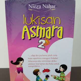 BN Malay Novel ( Lukisan Asmara 2)