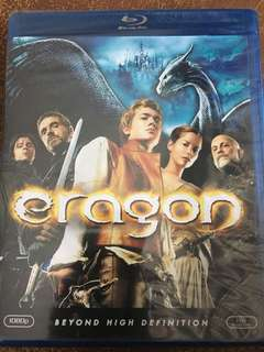 Eragon, blu ray