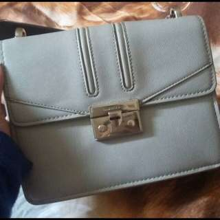Charles & Keith Push N Lock Bag