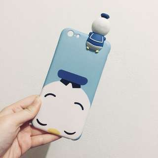 Casing Iphone 6+/6s+ DONALD DUCK