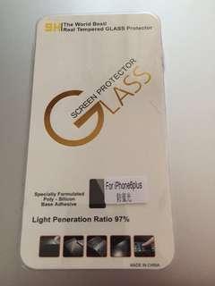 iPhone 6plus 玻璃防藍光mon貼