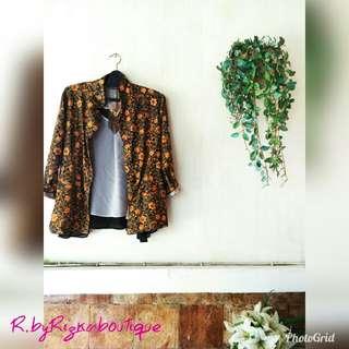 🚫SALE🚫 Outer Batik