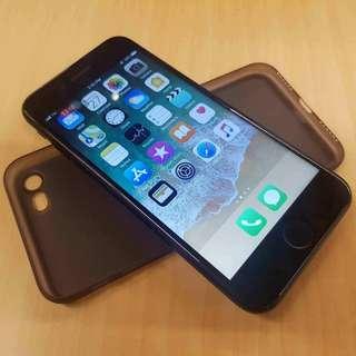 Apple Iphone 7 128gb Factory unlocked Jet Black