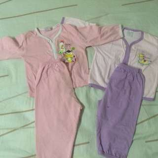 4 pc Sleepwear