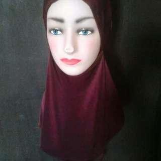 Dalaman ninja/jilbab