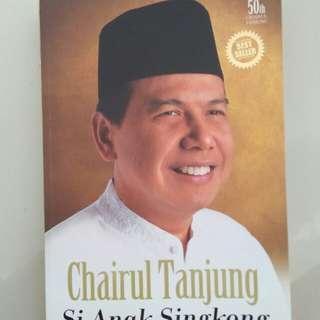 Buku biografi Chairul Tanjung (pengusaha & pemilik trans studio)