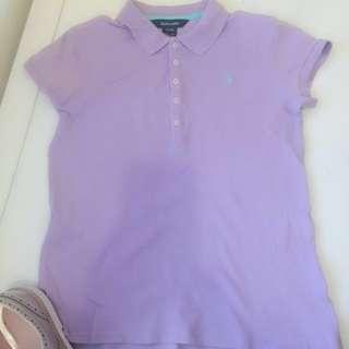 Polo Ralph Lauren 大女童 青少女 Girl polo 衫 XL 16