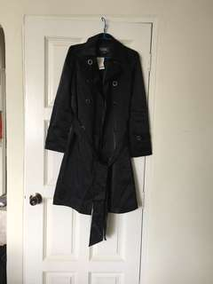 Woman's trench coat