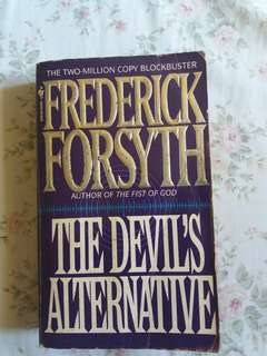 Frederick Forsyth - The Devil's Alternative
