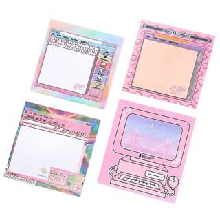 [READY STOCK] cute note pad