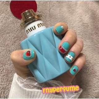 Parfume Miu Miu 100ml (segel)