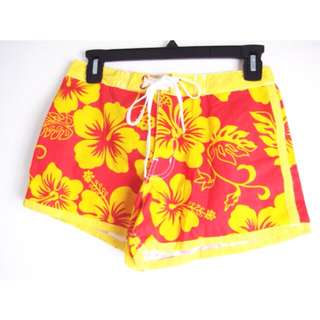 Bangkok Floral Summer Shorts